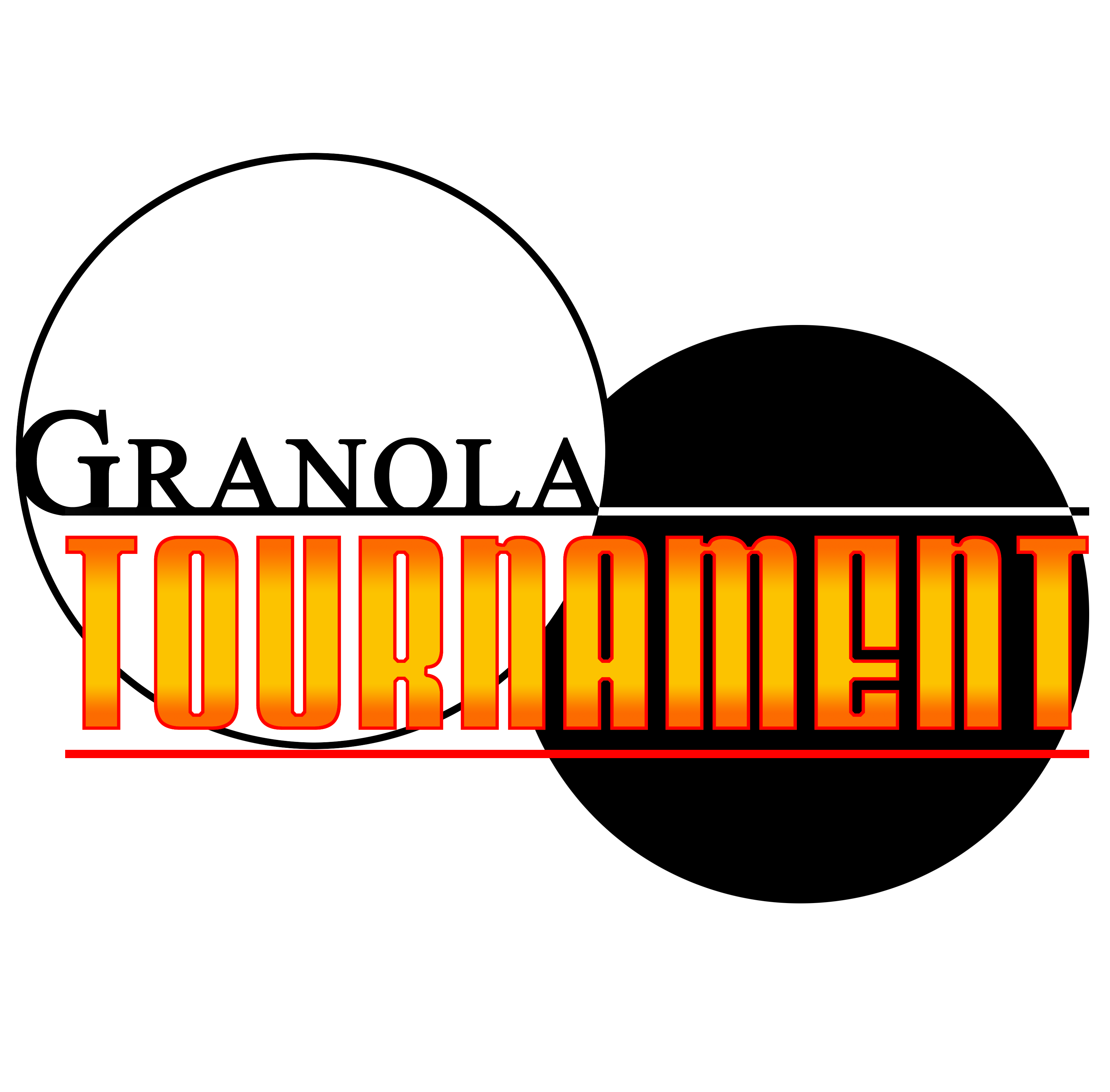 Granola Tournament Logo