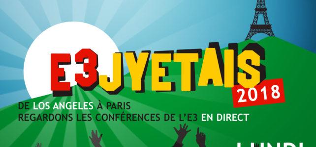 E3JYETAIS revient à Paris le 11 juin 2018
