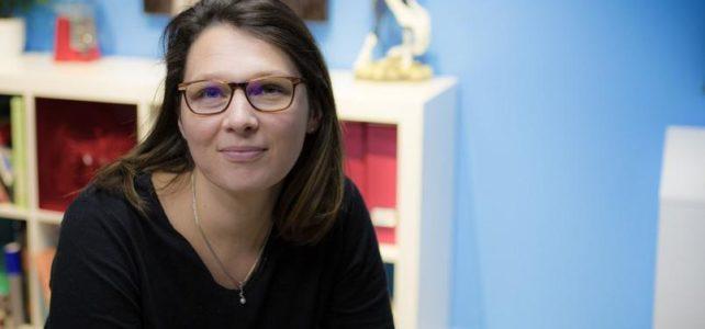 """Interview d'Aurélie Belzanne : """" On fait un travail hors du commun !»"""